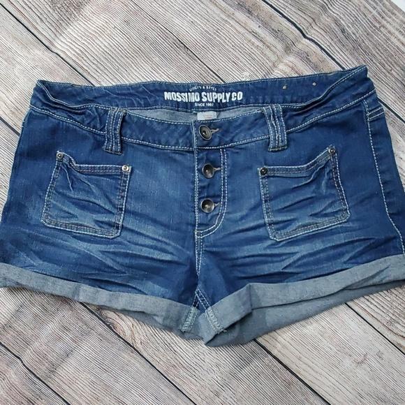 bf5e490f9 Mossimo Supply Co. Shorts | Mossimo Juniors Denim | Poshmark